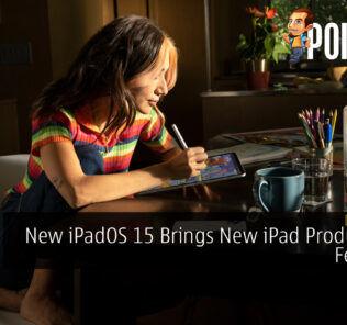 WWDC 2021 - iPadOS 15 cover