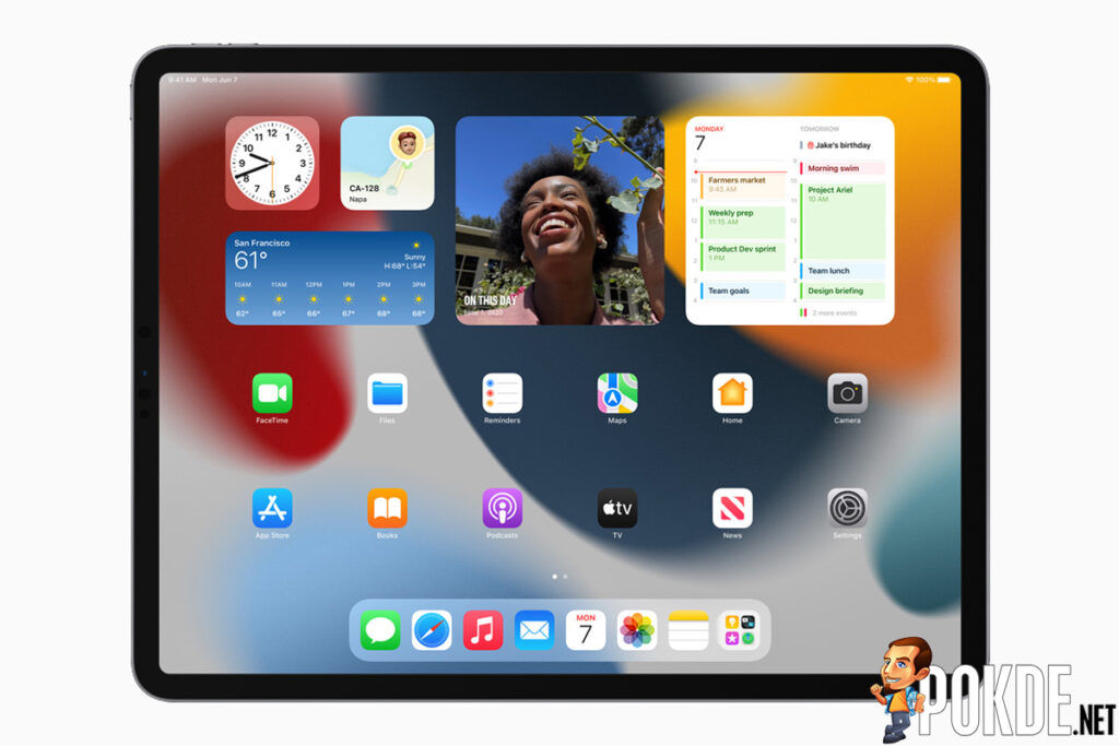 [WWDC 2021] New iPadOS 15 Brings New iPad Productivity Features 24
