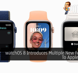 WWDC 2021 - watchOS 8 cover