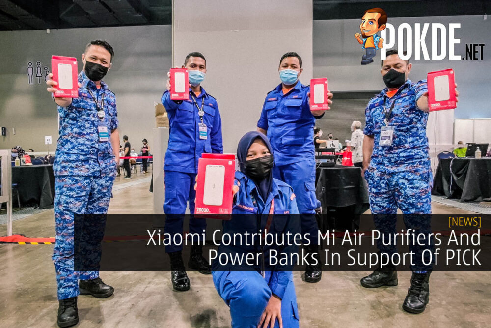 Xiaomi Contribute PICK MITEC cover