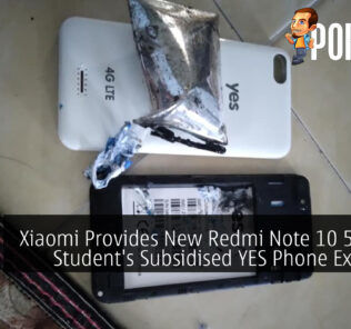Xiaomi Free Redmi Note 10 5G YES Phone Exploded cover