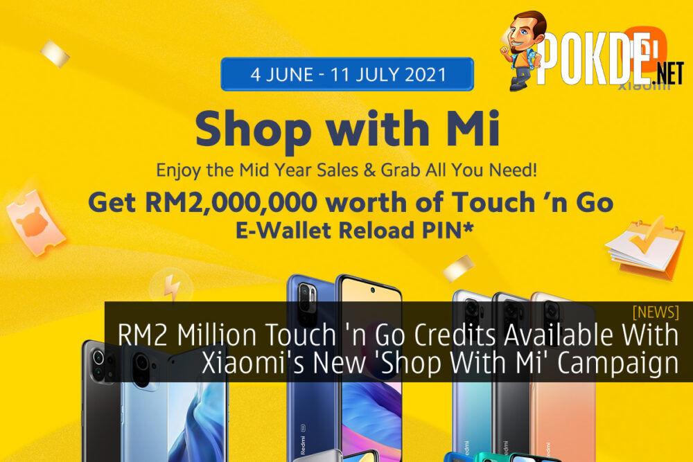 Xiaomi 'Shop With Mi' cover