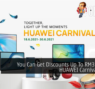 You Can Get Discounts Up To RM300 This HUAWEI Carnival 2021 29