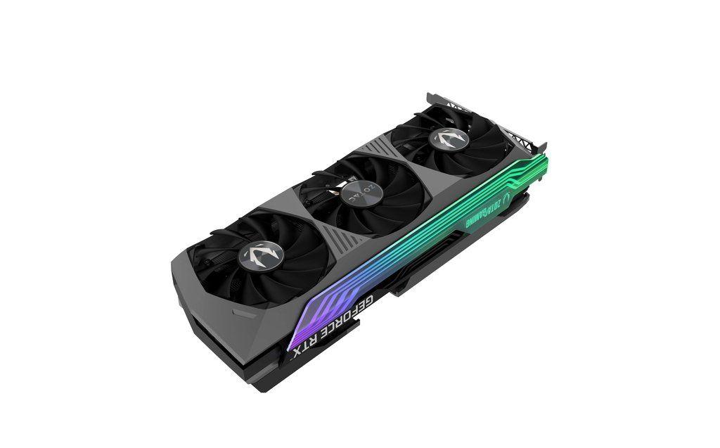 ZOTAC GeForce RTX 3080 Ti AMP Holo