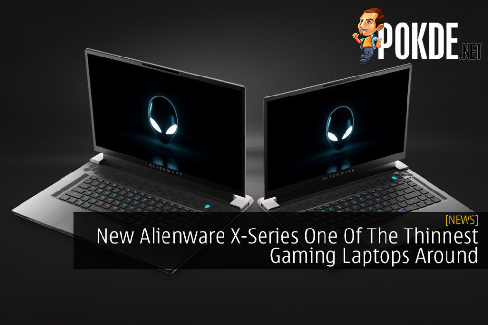 New Alienware X-Series One Of The Thinnest Gaming Laptops Around