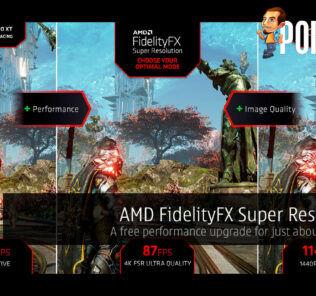 amd fidelityfx super resolution fsr cover