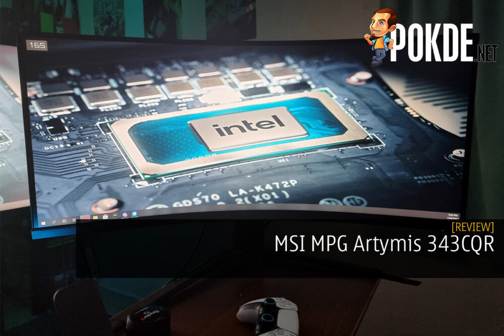 MSI MPG Artymis 343CQR Review - Stuck in the Middle 22
