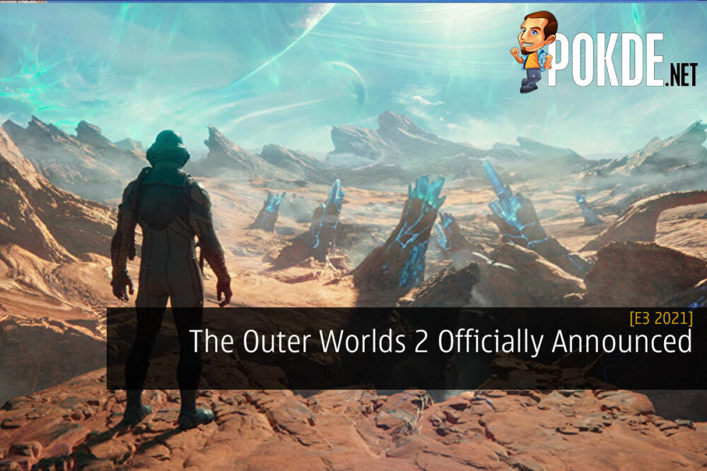 [E3 2021] The Outer Worlds 2 Officially Announced