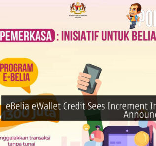 eBelia eWallet Credit Sees Increment In Latest Announcement 32
