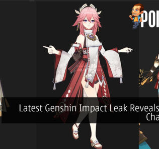 Latest Genshin Impact Leak Reveals 3 New Characters