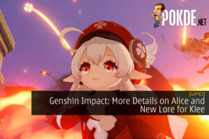 Genshin Impact: More Details on Alice and New Lore for Klee
