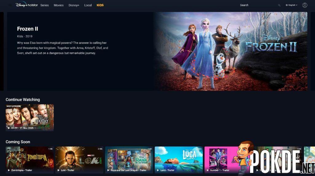 Disney+ Hotstar Malaysia Review