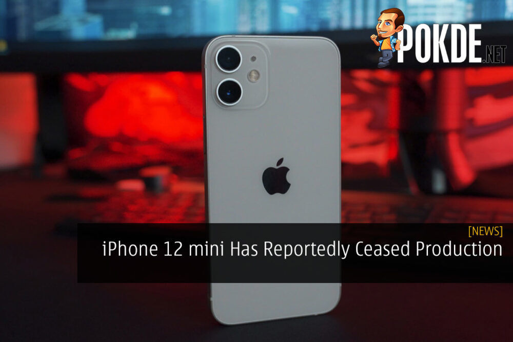 iPhone 12 mini Has Reportedly Ceased Production 23