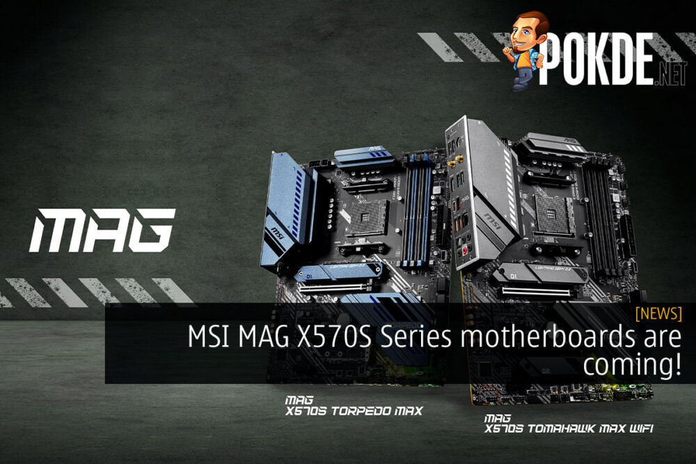 msi mag x570s motherboards cover