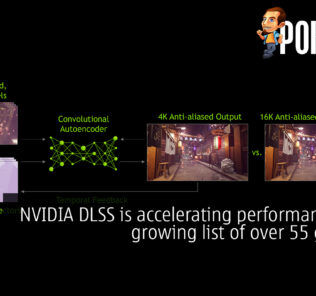 nvidia dlss accelerating performance cover
