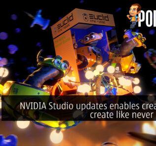 nvidia studio updates creator cover
