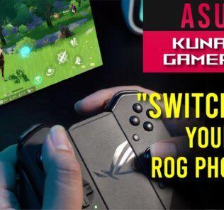 "ROG Kunai 3 Gamepad Full Review - ""Switch"" up your ROG Phone 5 26"