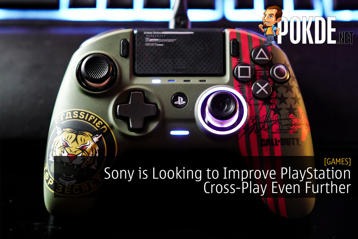 Sony is Looking to Improve PlayStation Cross-Play Even Further