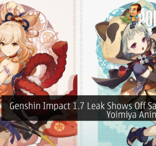 Genshin Impact 1.7 Leak Shows Off Sayu and Yoimiya Animations 22