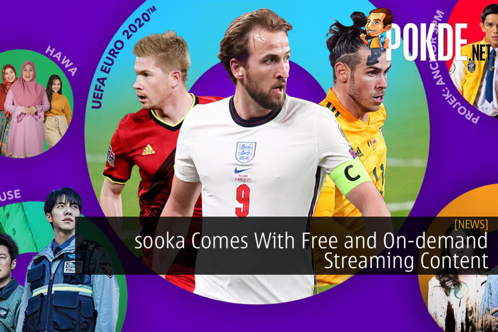 sooka Comes With Free and On-demand Streaming Content 28