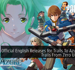 Official English Releases for Trails To Azure and Trails From Zero Unveiled