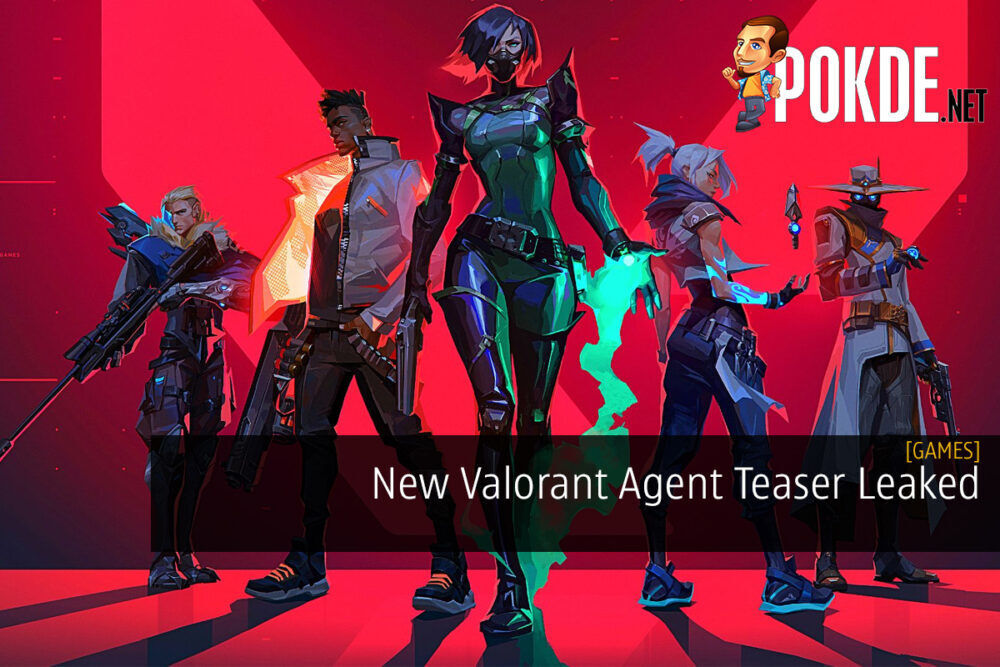 New Valorant Agent Teaser Leaked