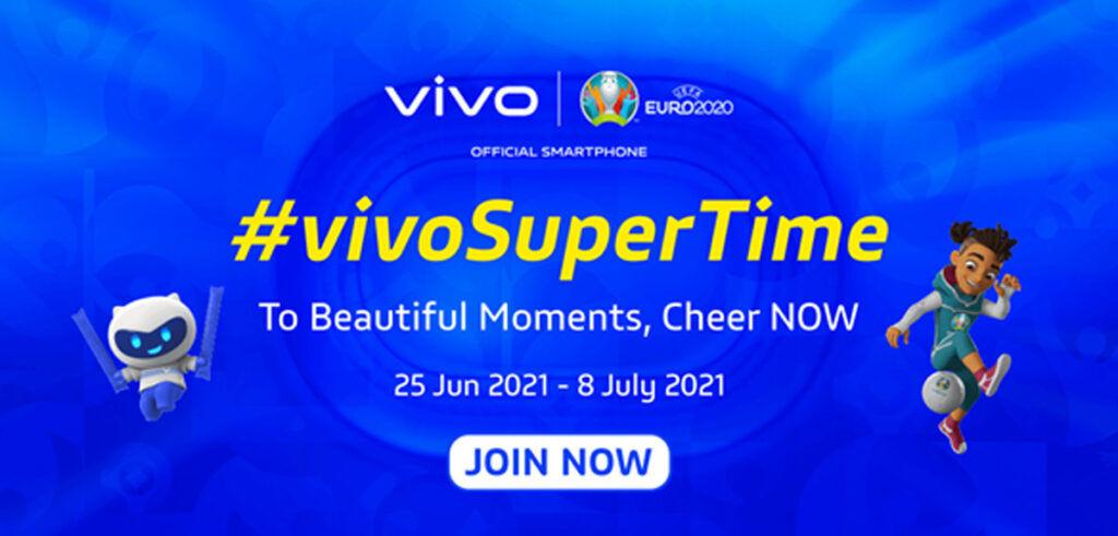 vivo Malaysia #vivoSuperTime