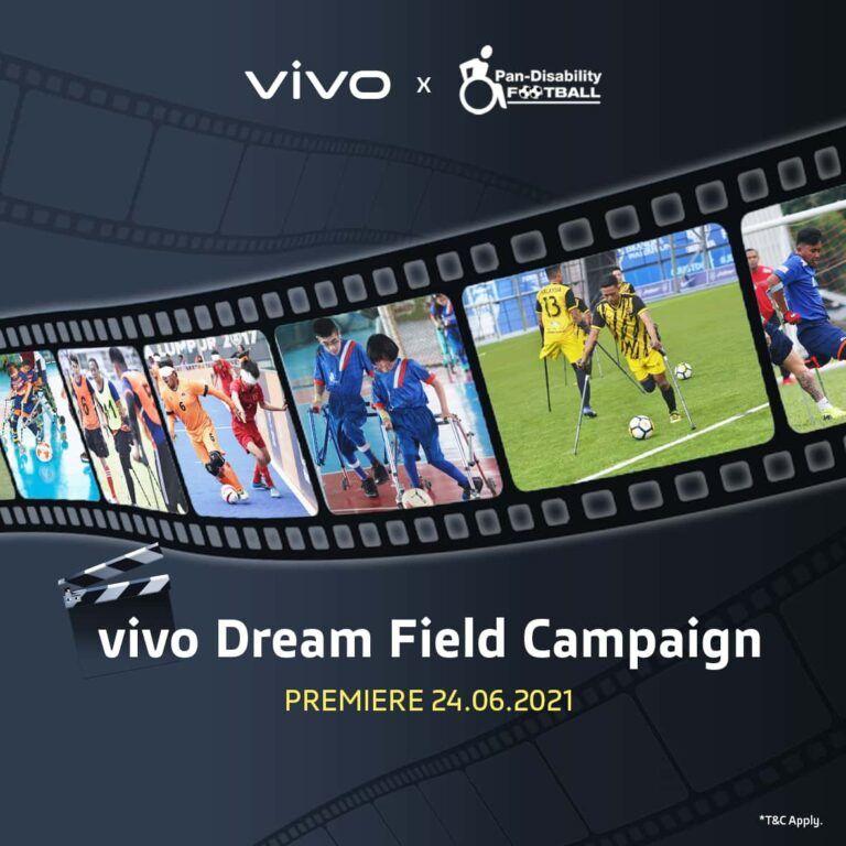 vivo Announces New vivo Dream Field Campaign To Celebrate The Love Of Football 24