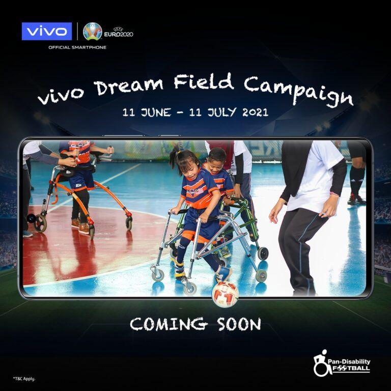 vivo Announces New vivo Dream Field Campaign To Celebrate The Love Of Football 26