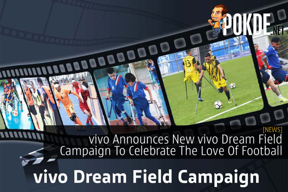 vivo Dream Field Campaign cover