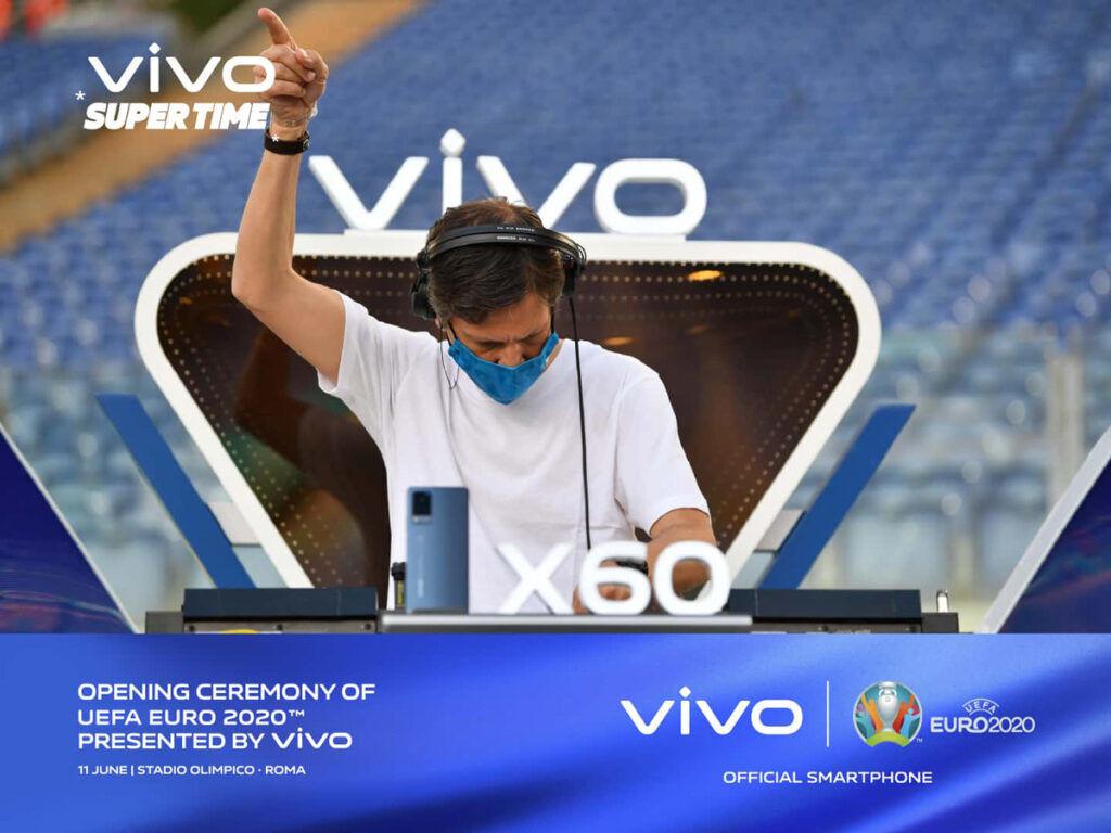 vivo To Beautiful Moments UEFA EURO 2020