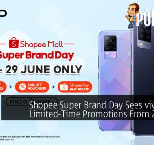 vivo x Shopee Super Brand Day cover