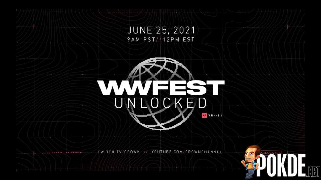 wwFest Unlocked YR1 Is A New Music Festival From Prime Gaming's Crown Channel And Riot Games 22