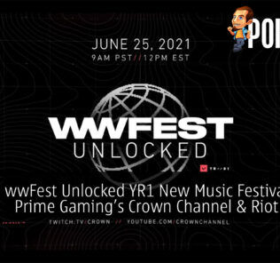 wwFest Unlocked YR1 cover