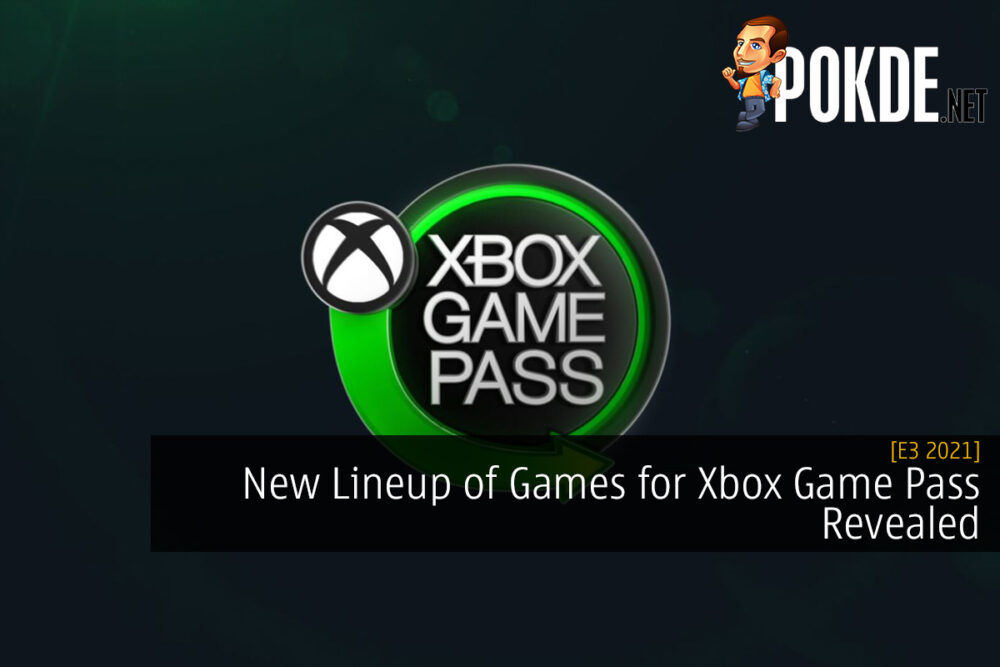 [E3 2021] New Lineup of Games for Xbox Game Pass Revealed