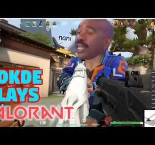 Pokde Plays: VALORANT Compilation 28