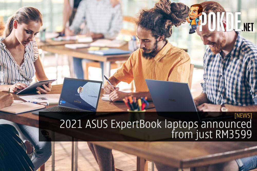 2021 asus expertbook cover