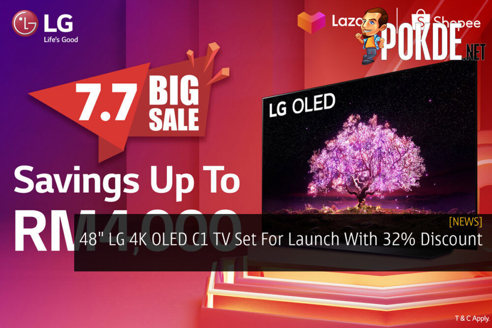 """48"""" LG 4K OLED C1 TV Set For Launch With 32% Discount 21"""