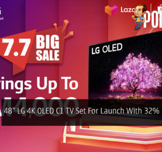 """48"""" LG 4K OLED C1 TV Set For Launch With 32% Discount 24"""
