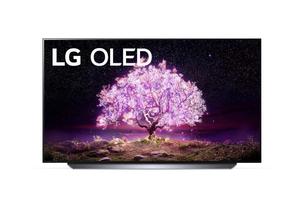 """48"""" LG 4K OLED C1"""