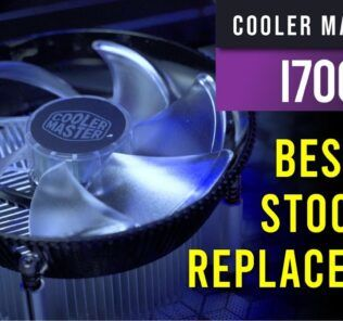 Cooler Master i70C - The Best Replacement for Stock Cooler 26