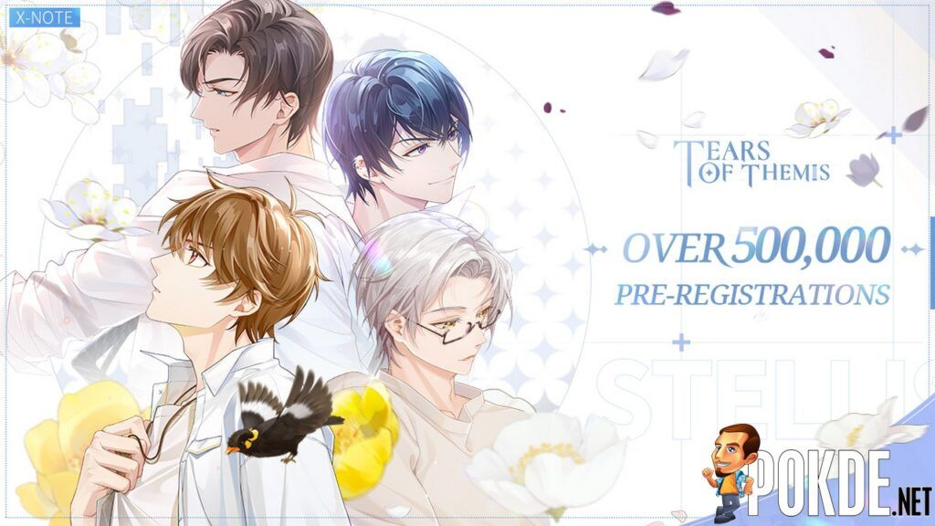 Tears Of Themis, miHoYo's First Romance Detective Game Is Out Now! 22