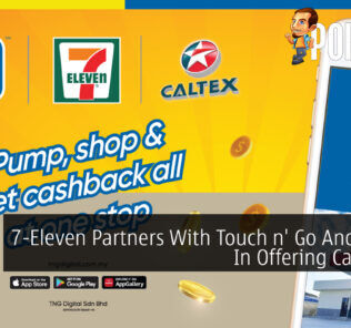 7-Eleven Partners With Touch n' Go And Caltex In Offering Cashback 30