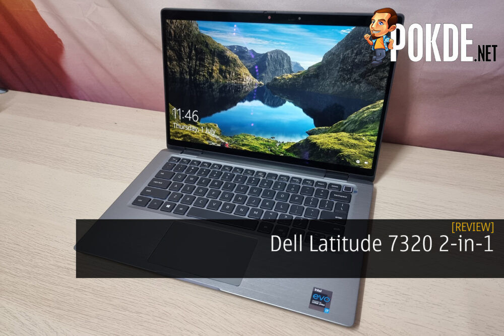 Dell Latitude 7320 2-in-1 Review -