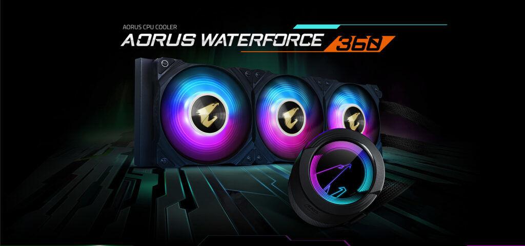 AORUS WATERFORCE 360