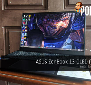 ASUS ZenBook 13 OLED (UX325) Review cover