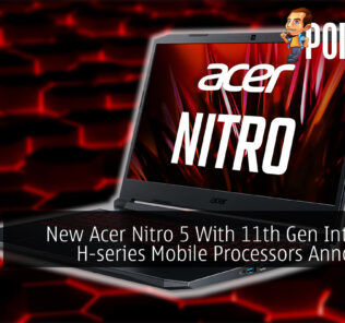 Acer Nitro 5 11th Gen RTX 3060 cover