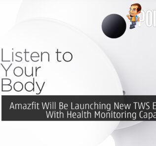 Amazfit TWS cover