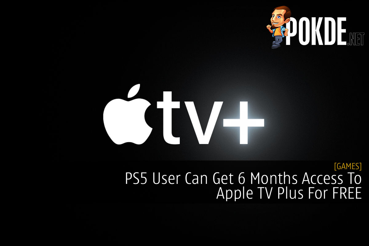 Apple TV Plus PS5 cover