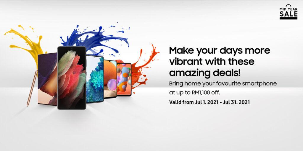 Samsung Malaysia mid-year sale